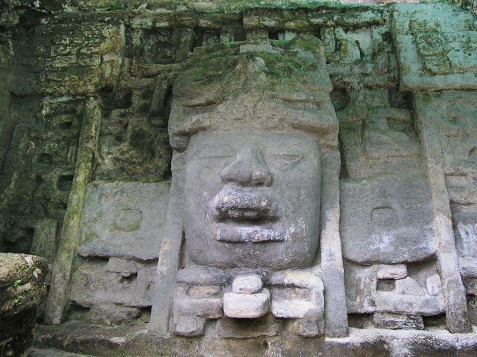 Dystrykt Orange Walk, ruiny cywilizacji Majów Lamanai