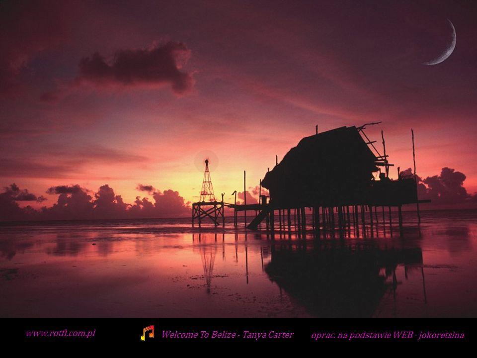www.rotfl.com.pl Welcome To Belize - Tanya Carter oprac. na podstawie WEB - jokoretsina
