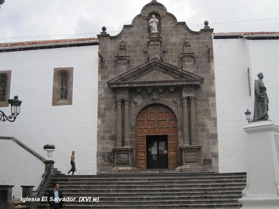 Iglesia El Salvador (XVI w)