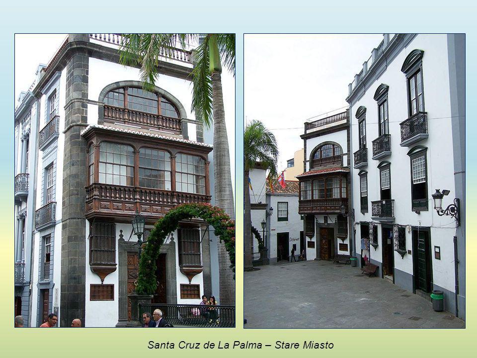 Santa Cruz de La Palma – Stare Miasto