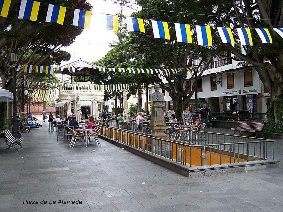 Plaza de La Alameda