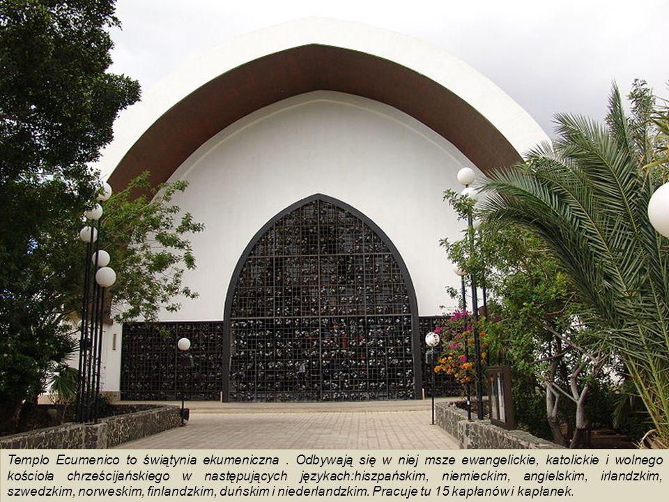 Templo Ecumenico to świątynia ekumeniczna