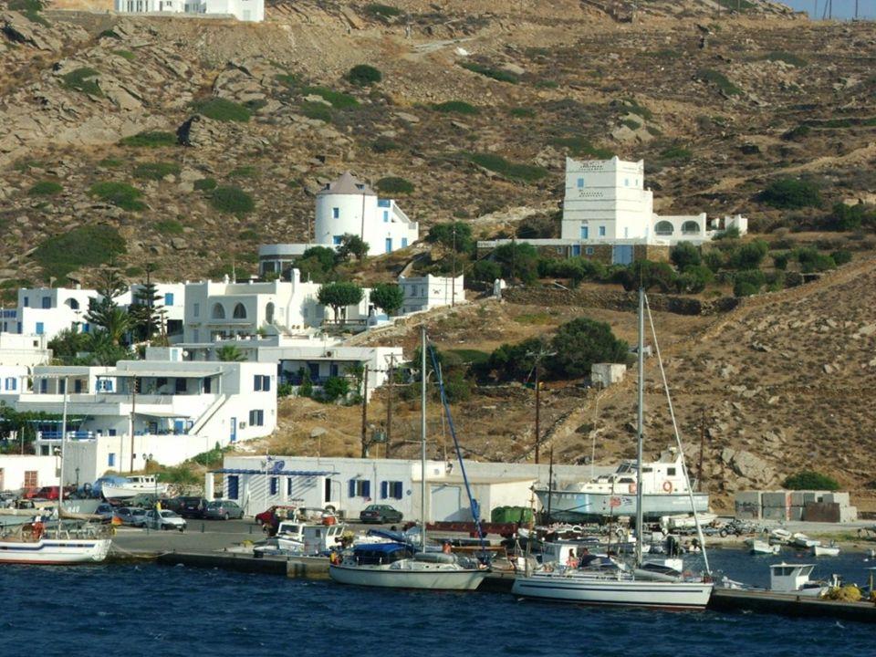 Port Ormos
