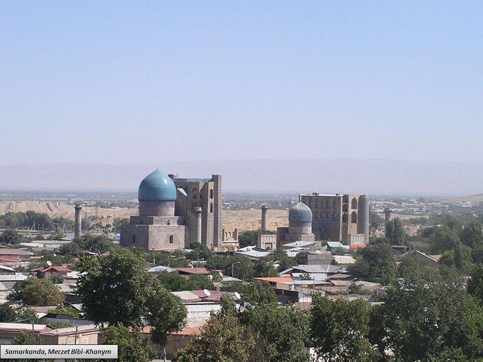 Samarkanda, Meczet Bibi-Khanym
