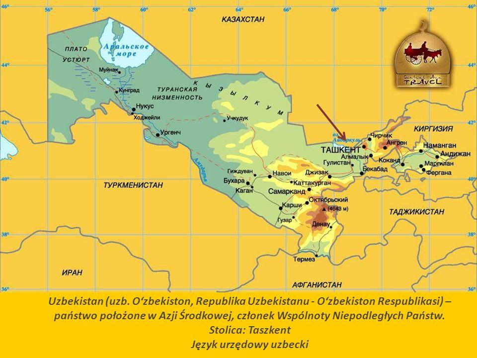 Język urzędowy uzbecki
