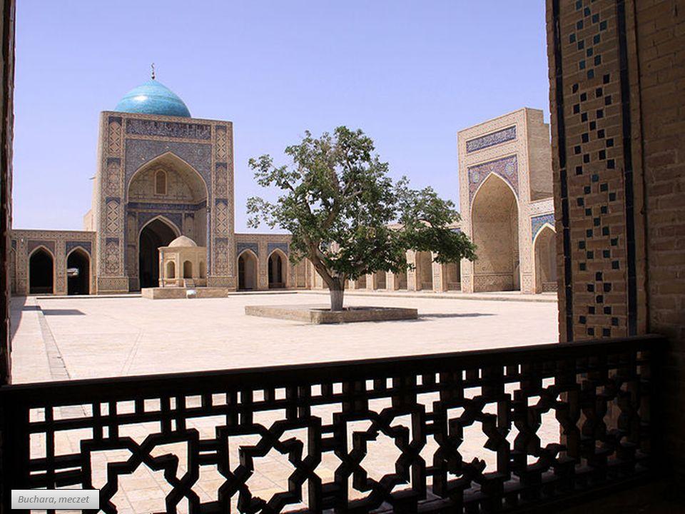 Buchara, meczet