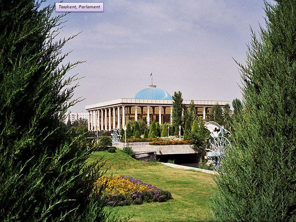Taszkent, Parlament