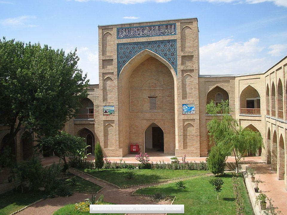 Kukaldosh madrassah , szkola islamska Taszkent