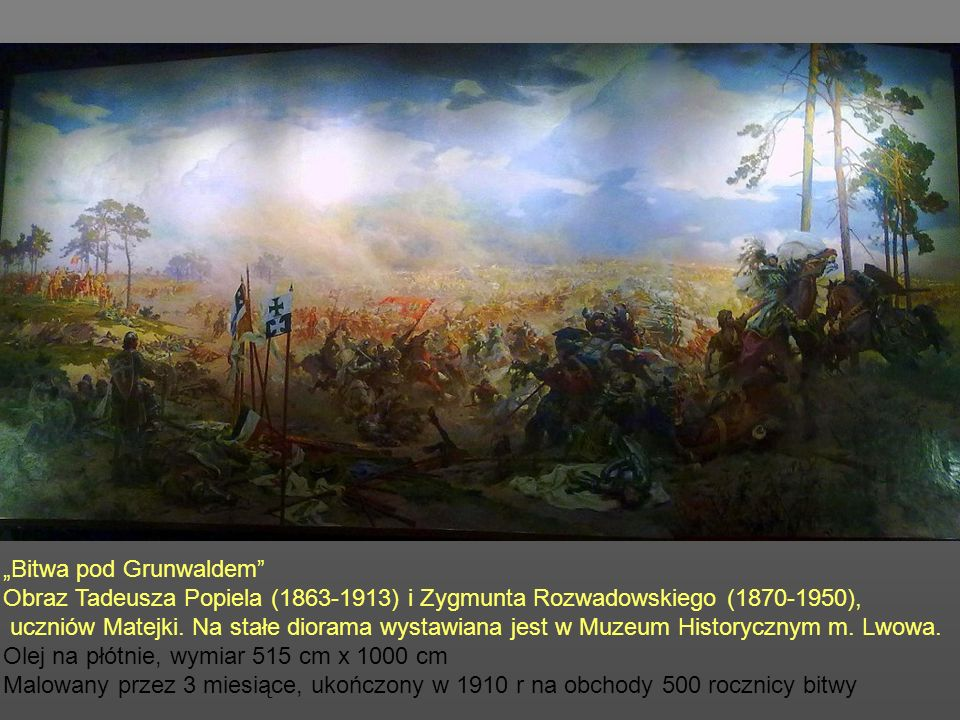 """Bitwa pod Grunwaldem"