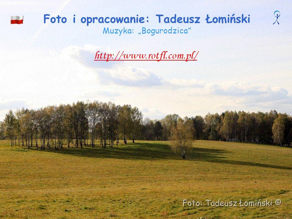 Foto i opracowanie: Tadeusz Łomiński