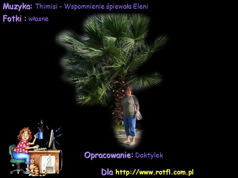 Muzyka: Thimisi - Wspomnienie śpiewała Eleni