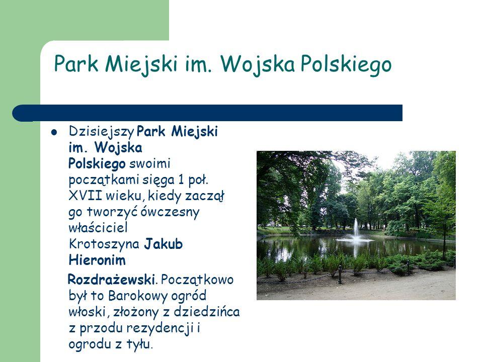 Park Miejski im. Wojska Polskiego