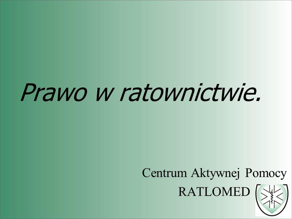Centrum Aktywnej Pomocy RATLOMED