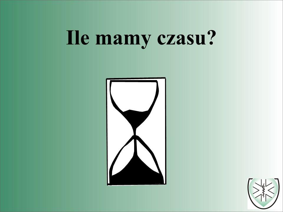 Ile mamy czasu