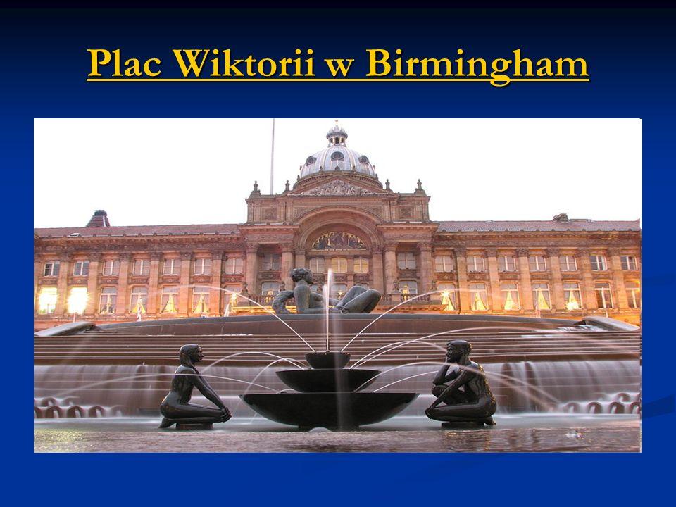 Plac Wiktorii w Birmingham
