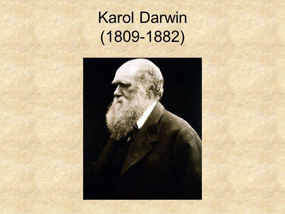 Karol Darwin (1809-1882)