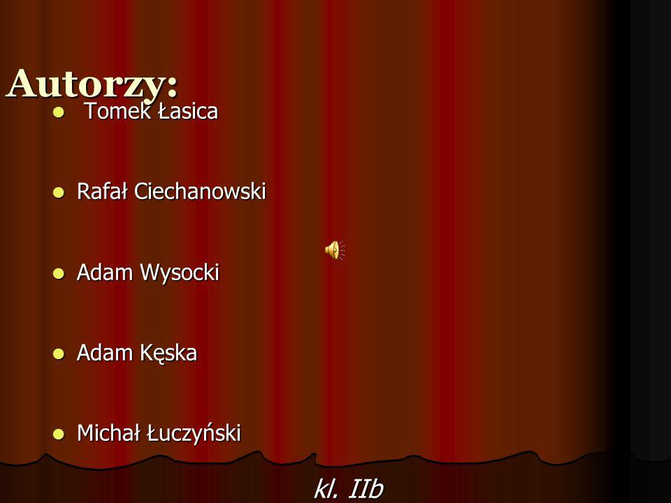 Dla Gimnazjum nr.17 w Łodzi