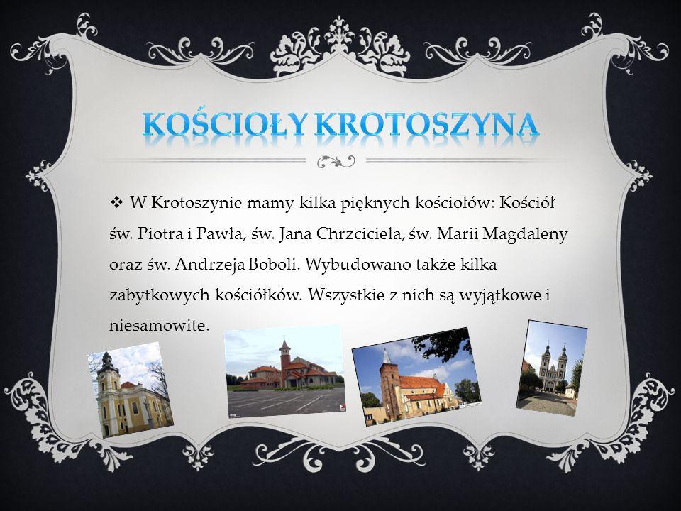 Kościoły Krotoszyna