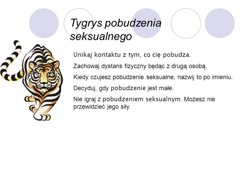 Tygrys pobudzenia seksualnego