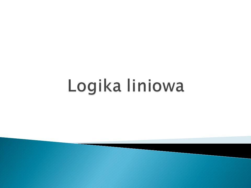 Logika liniowa