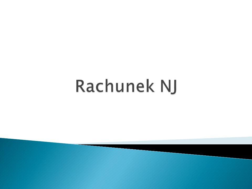 Rachunek NJ