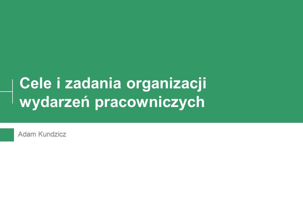 Cele i zadania organizacji wydarzeń pracowniczych