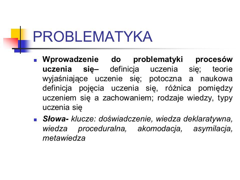 PROBLEMATYKA