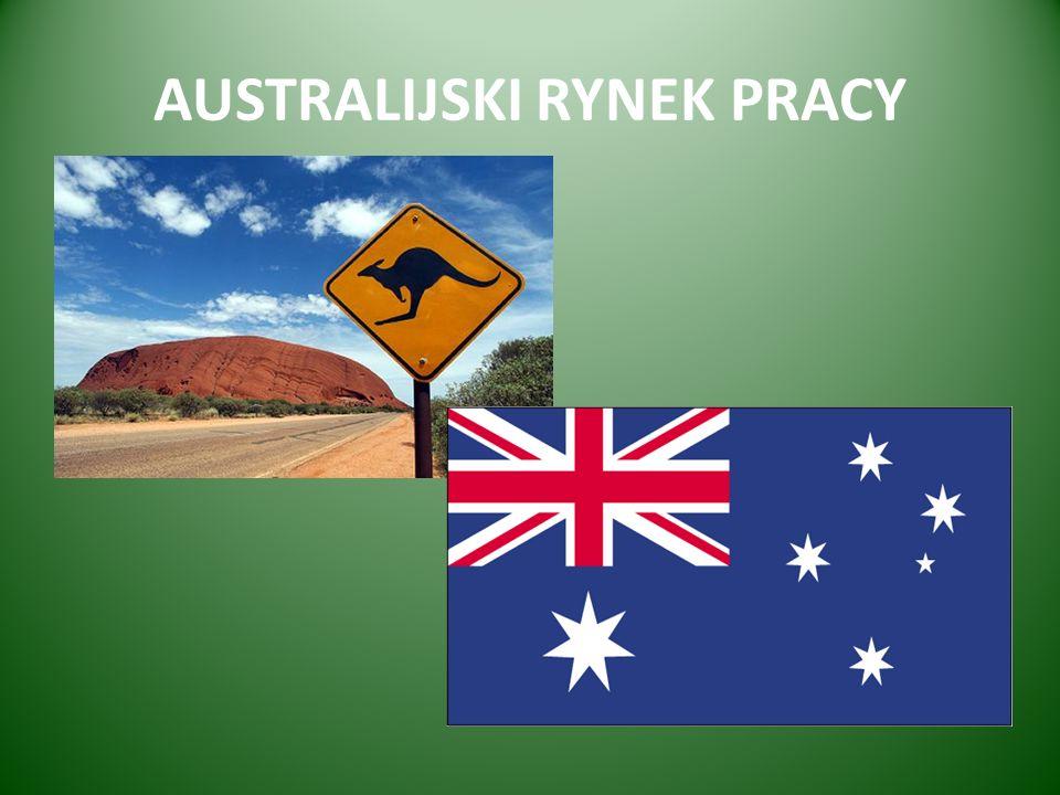 AUSTRALIJSKI RYNEK PRACY