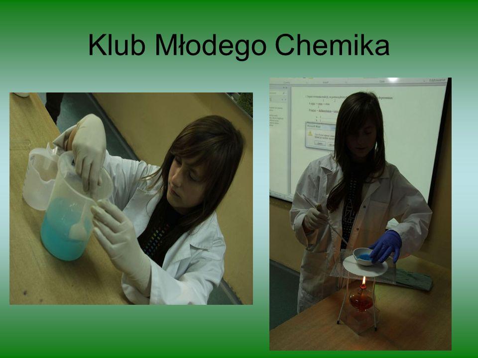 Klub Młodego Chemika