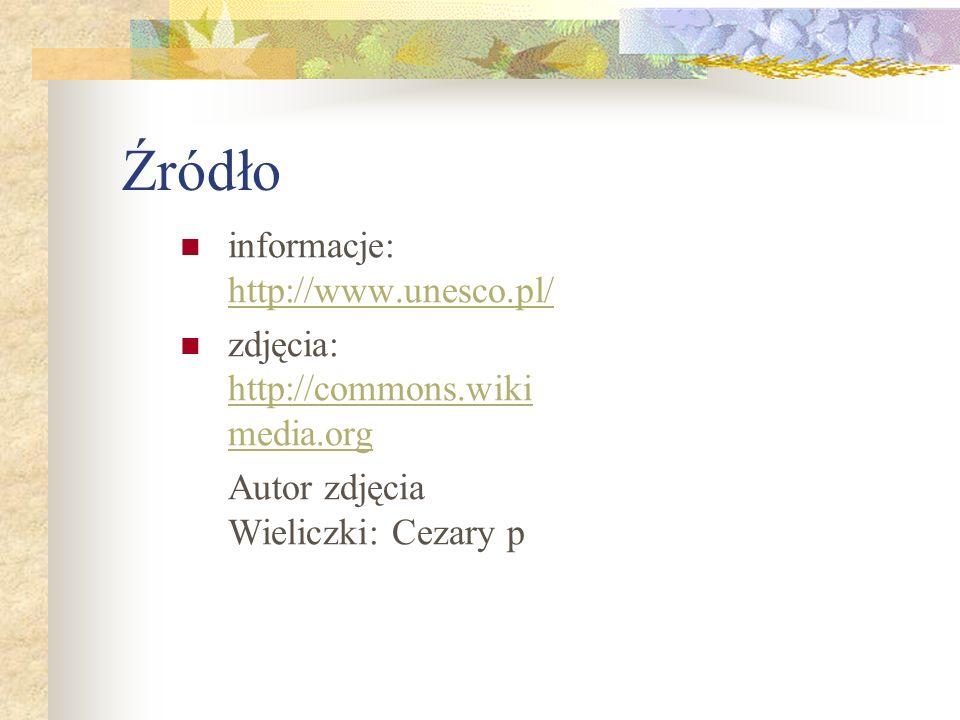Źródło informacje: http://www.unesco.pl/