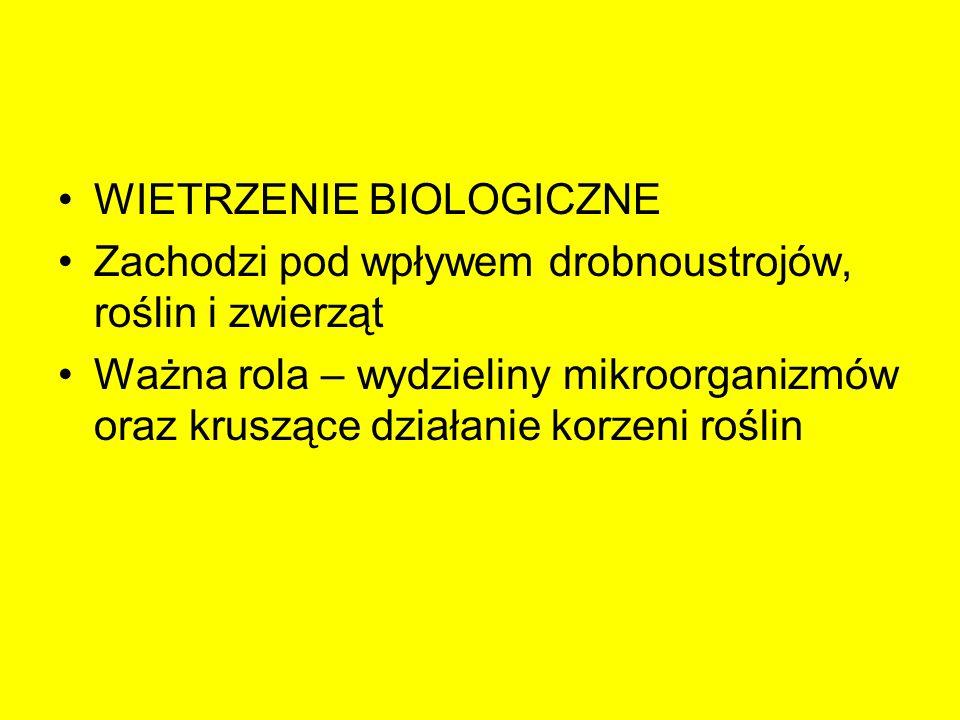 WIETRZENIE BIOLOGICZNE
