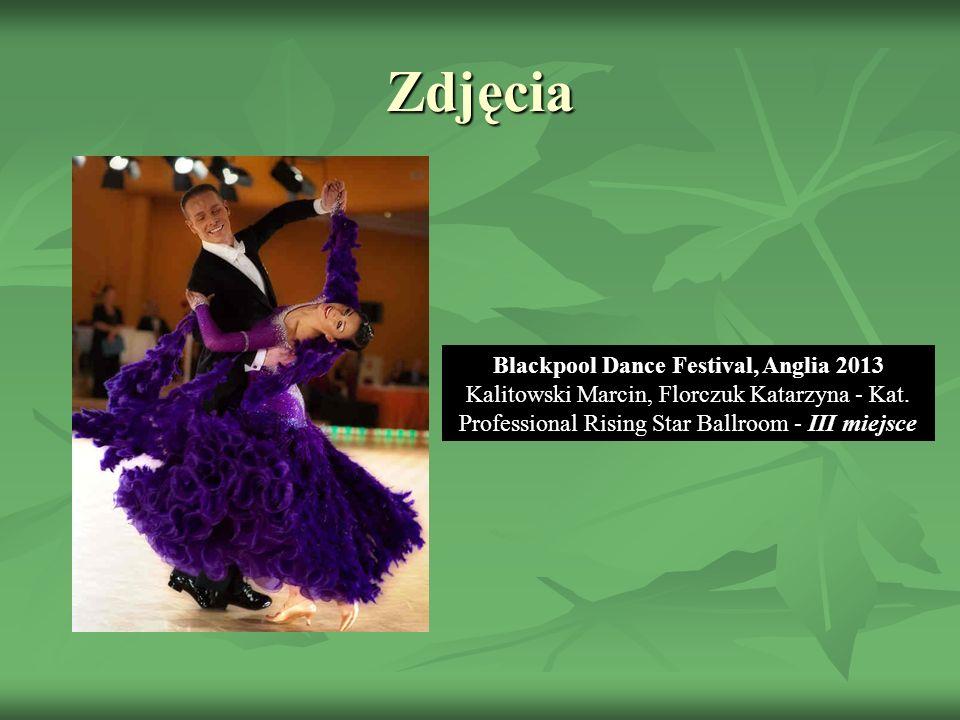 Blackpool Dance Festival, Anglia 2013