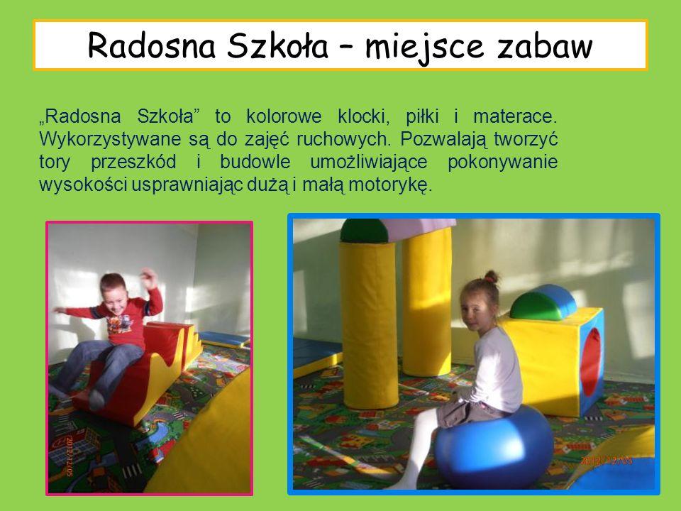 Radosna Szkoła – miejsce zabaw