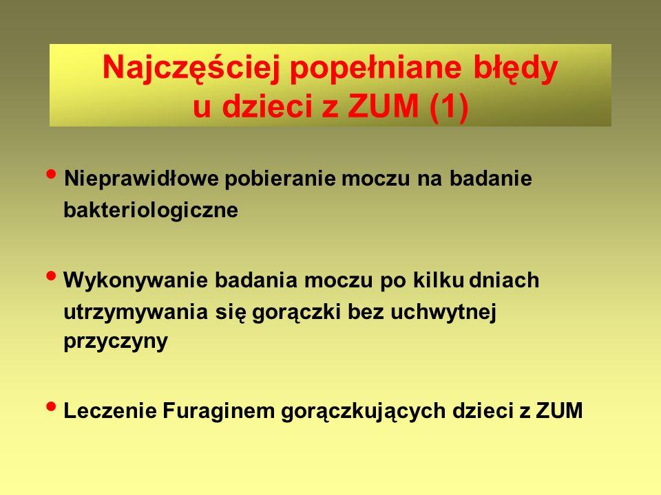 Najczęściej popełniane błędy u dzieci z ZUM (1)