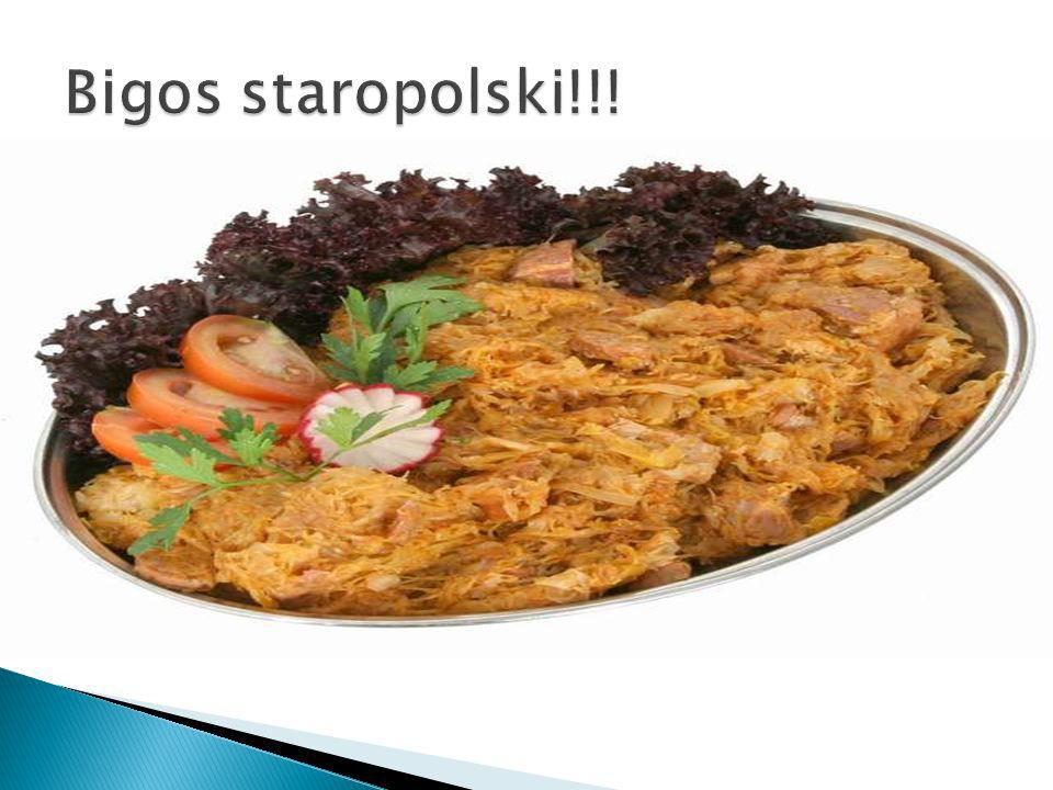 Bigos staropolski!!!