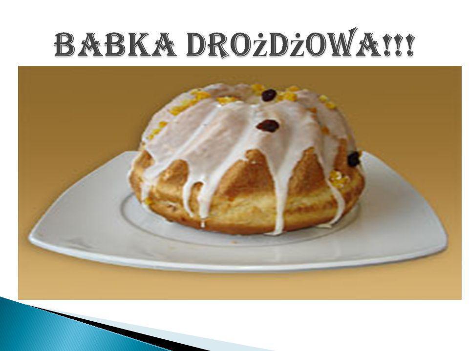 Babka drożdżowa!!!