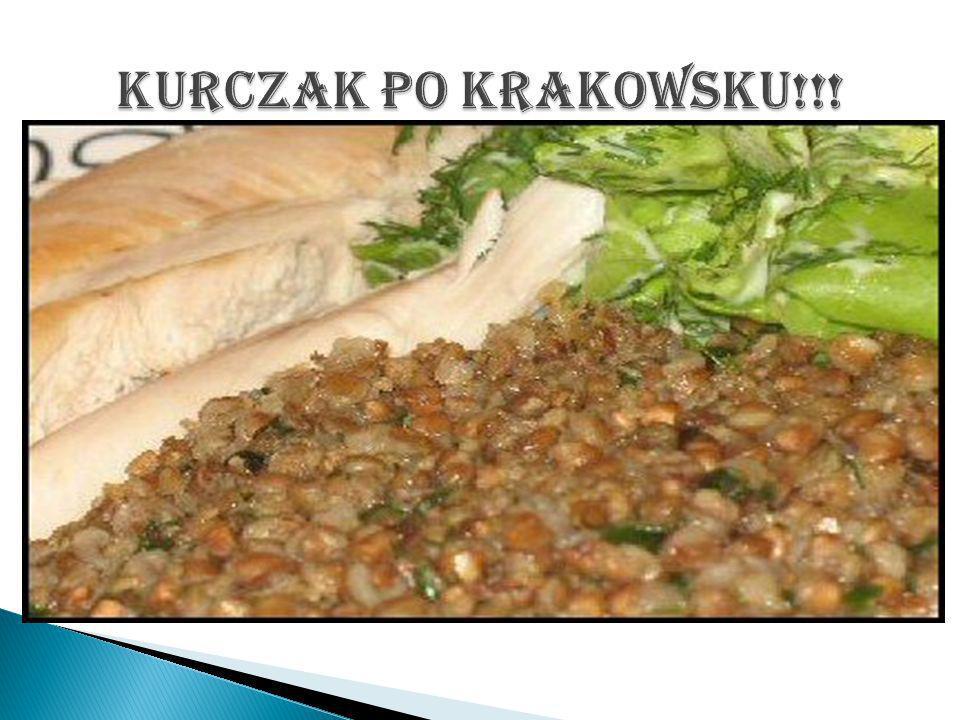 Kurczak po krakowsku!!!
