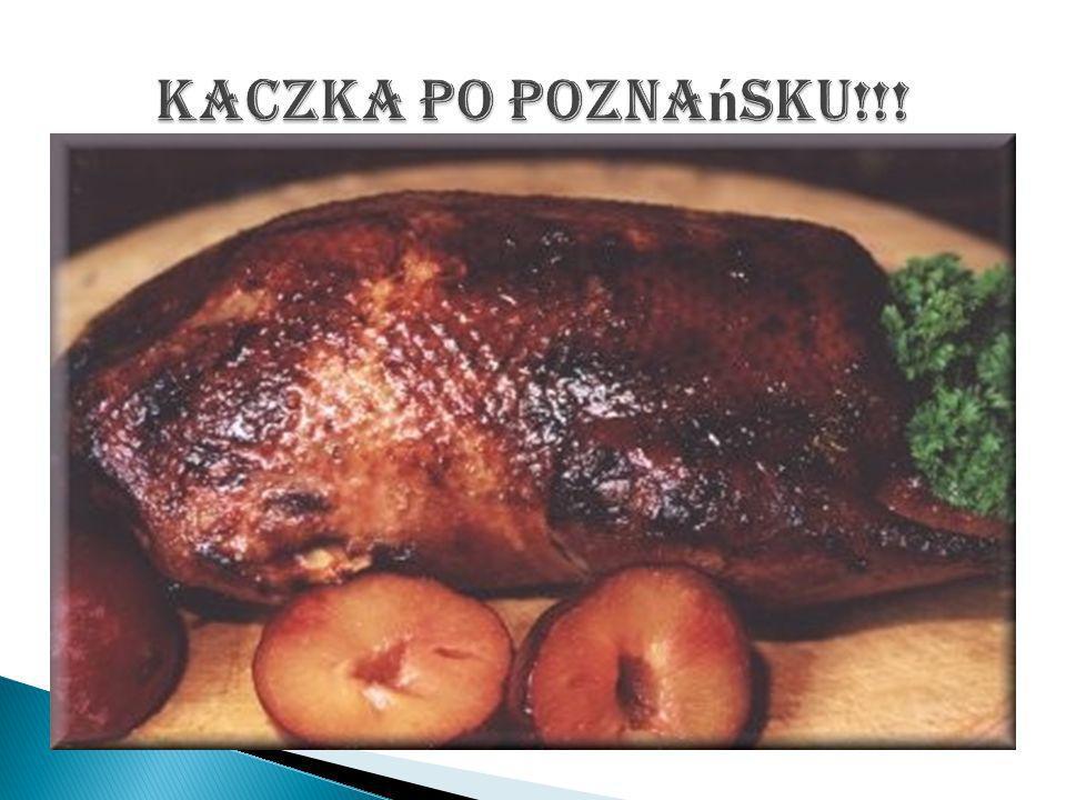 Kaczka po poznańsku!!!