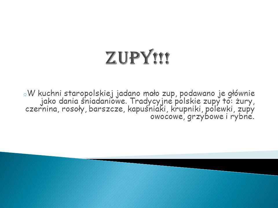 Zupy!!!