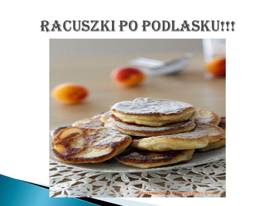 Racuszki po Podlasku!!!