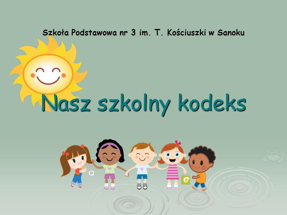 Szkoła Podstawowa nr 3 im. T. Kościuszki w Sanoku