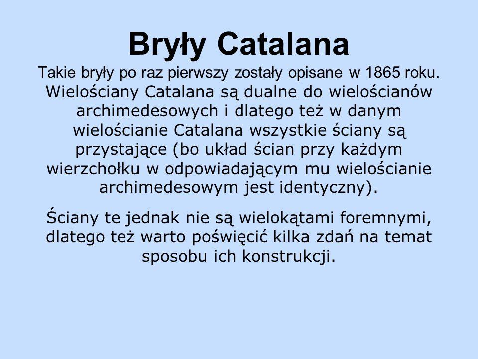 Bryły Catalana
