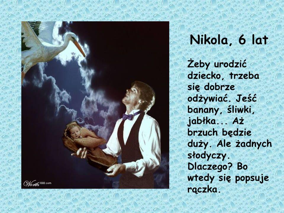Nikola, 6 lat