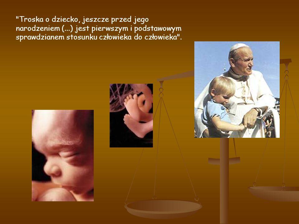Troska o dziecko, jeszcze przed jego narodzeniem (