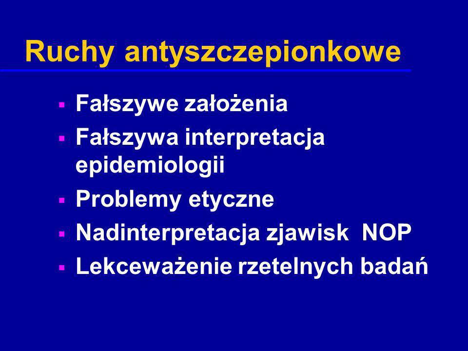 Ruchy antyszczepionkowe