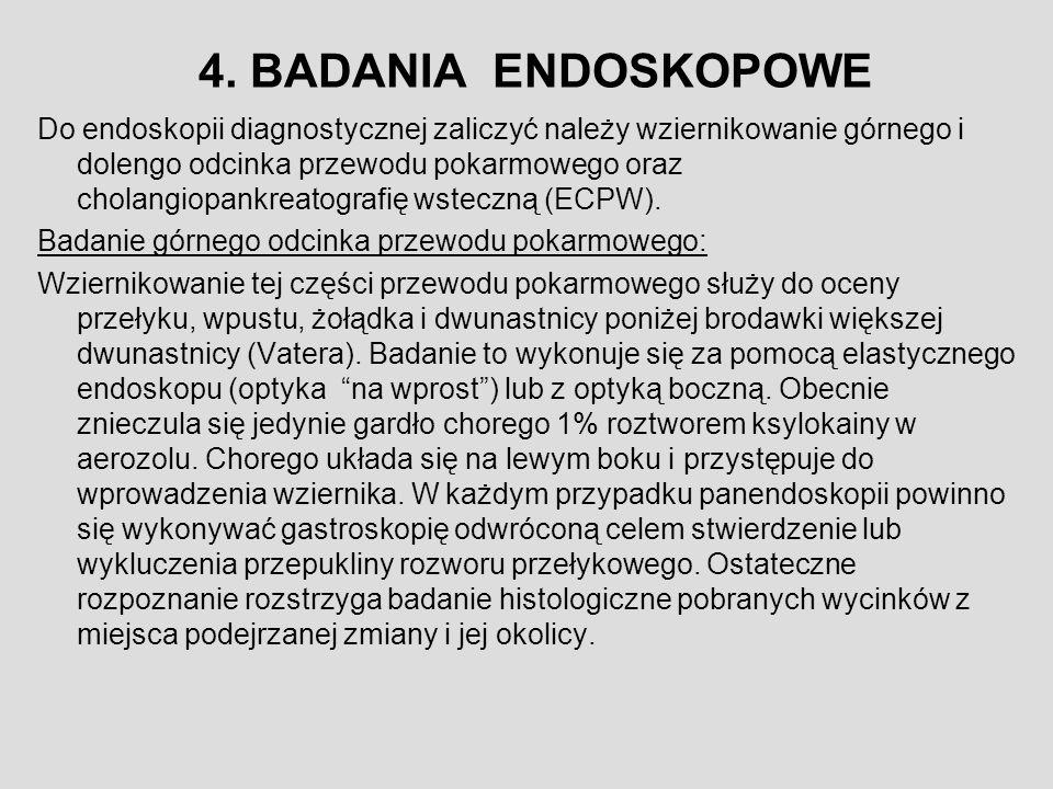 4. BADANIA ENDOSKOPOWE