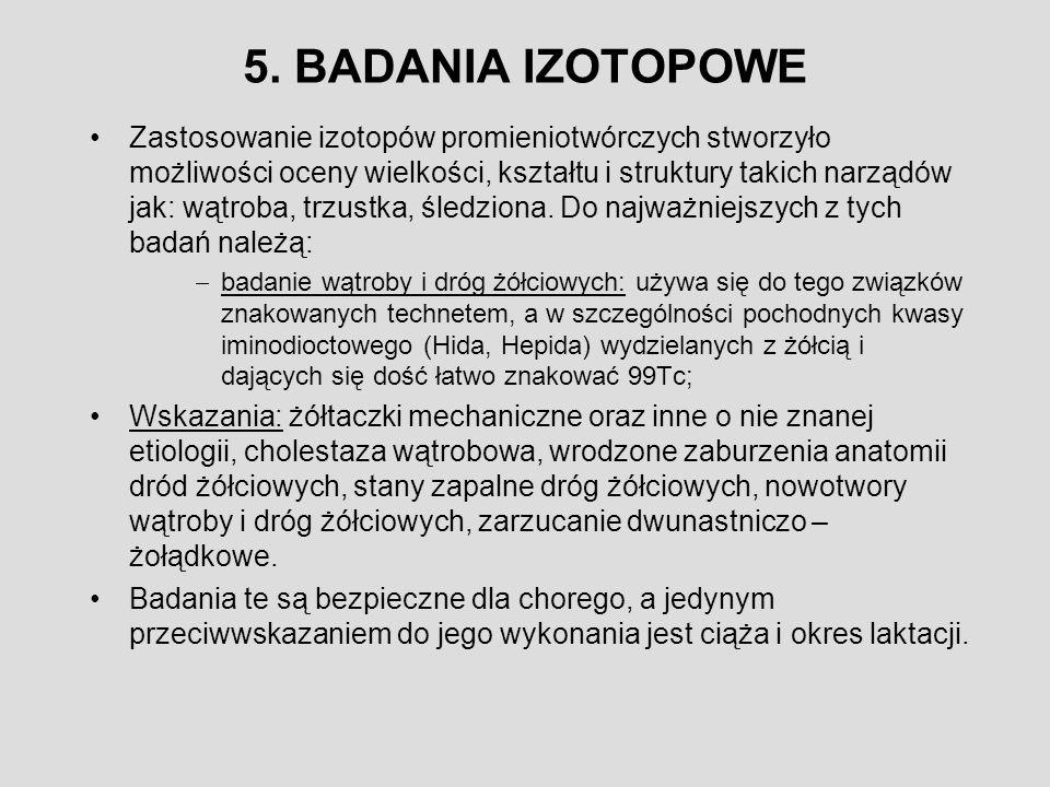 5. BADANIA IZOTOPOWE
