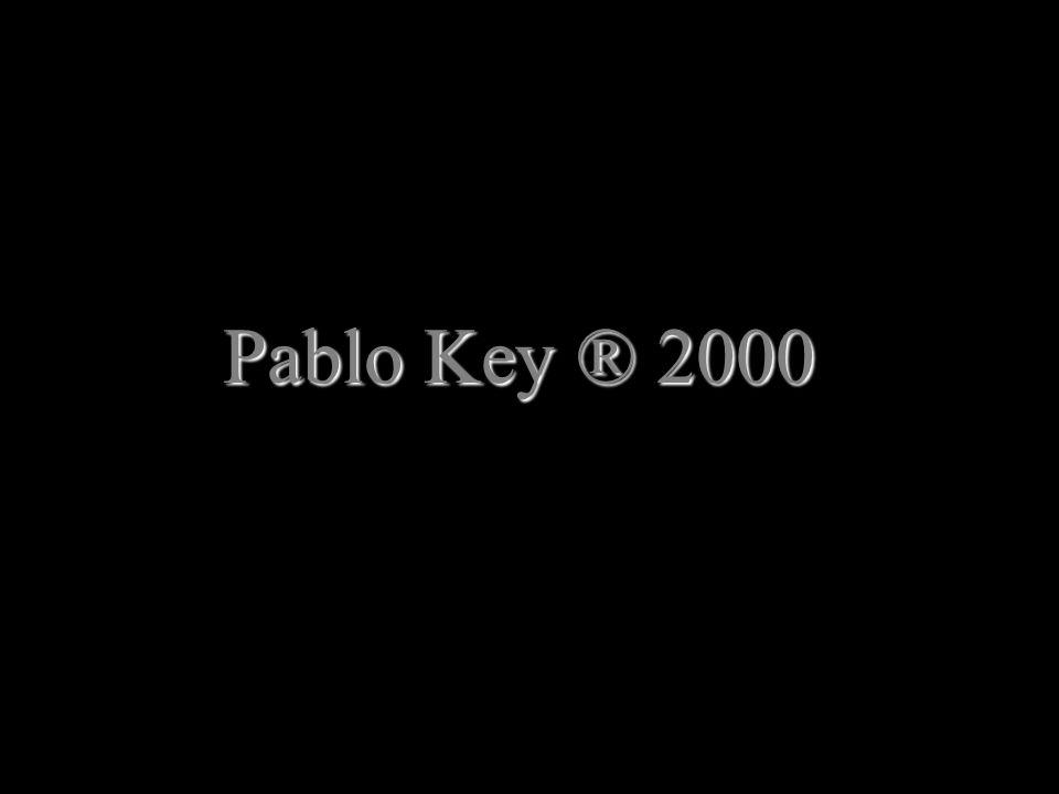 Pablo Key ® 2000