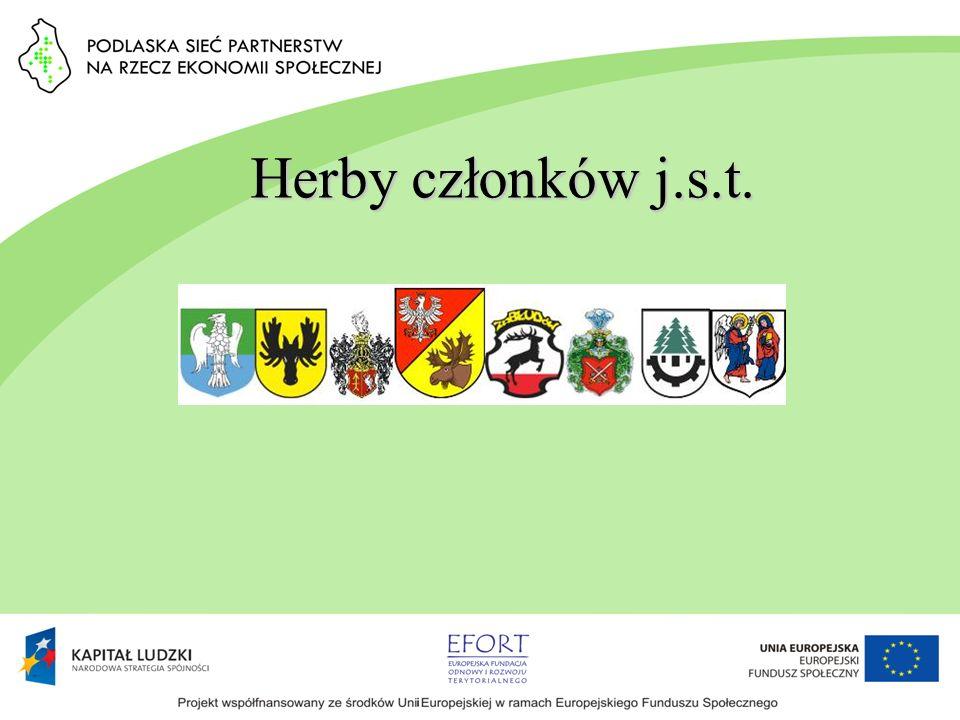 Herby członków j.s.t.