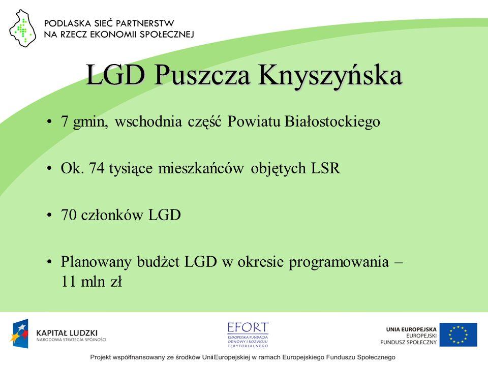 LGD Puszcza Knyszyńska